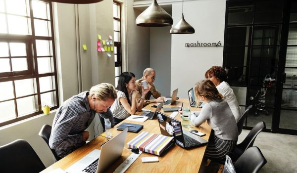 Why co-working spaces are on the rise